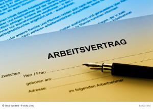 Rechtsanwalt Stähler Arbeitsvertrag